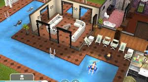 Sims 3 Big House Floor Plans by Sims Freeplay Two Storey Mansion Youtube