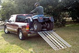 100 Truck Loading Ramps Lawn Mower Pickup For Pickup