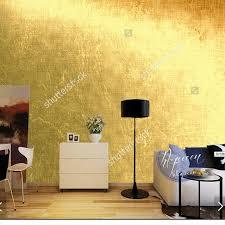 individuelle fototapeten gold metallic moderne wandbilder für wohnzimmer schlafzimmer hotel hintergrund wand vinyl tapete
