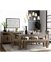 simple brilliant macys dining room sets kelso 7 pc dining set