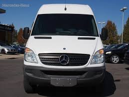 2013 Mercedes Benz Sprinter Diesel With Bucket Seats