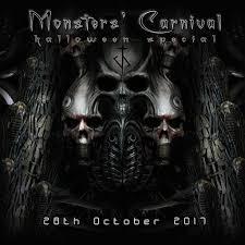Famous Halloween Monsters List by London Halloween Guide Halloween In London