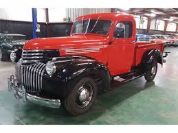 1946 Chevrolet Pickup For Sale | ClassicCars.com | CC-1028549 1946 Ford Pickup For Sale Near Cadillac Michigan 49601 Classics 1959 Chevrolet Apache Fleetsideauthorbryanakeblogspotcom 1941 Chevy Rat Rod Truck Wls7 2015 Goodguys Nashville Sale Chucks Autolirate 194146 Pickup And The Last Picture Show Car Sneak Preview Towndocknet Oriental Nc Ez Chassis Swaps Classiccarscom Cc996584 Indisputable Photo Image Gallery 19467 Chev Series 13 Holden Body Coupe Ute Chevs In Australia Pick Up For Youtube