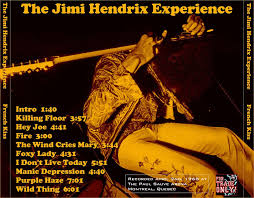 jimi hendrix experience french kiss montreal 2 april 1968