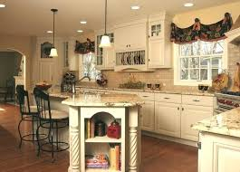 White French Country Kitchen Curtains by French Country Kitchens In White Kitchen Ideas On A Budget Black