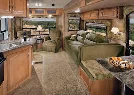 Montana 5th Wheel Interior