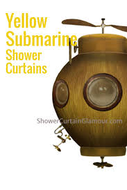 Smocked Burlap Curtains By Jum Jum by 19 Best Yellow Submarine Shower Curtain Images On Pinterest