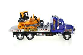 Super Speed Power Friction Powered Construction Toy Tow Truck W ...