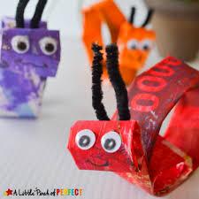 Spiral Snail Newspaper Kids Craft