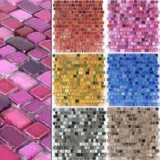 details zu mosaikfliesen glas für bad badezimmer wandverkleidung küchenrückwand