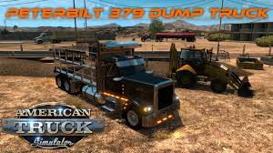 American Truck Simulator: Peterbilt 379 Dump Truck - YouTube Intertional 4300 Dump Truck Video Game Angle Youtube Gold Rush The Conveyors Loader Simulator Android Apps On Google Play A Dump Truck To The Urals For Spintires 2014 Hill Sim 2 F650 Mod Farming 17 Update Birthday Celebration Powerbar Giveaway Winners Driver 3d L V001 Spin Tires Download Game Mods Ets