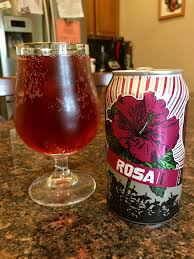 Dogfish Head Pumpkin Ale Calories 856 revolution rosa hibiscus ale 1000 beers