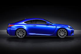 2015 Lexus RC F Coupe Announced & Image Gallery