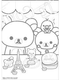 23 Best Kawaii Coloring Pages Images On Pinterest Kawii Eye