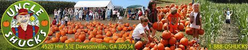 Pumpkin Patch Lafayette La by Uncle Shucks Pumpkin Patch And Corn Maze Dawsonville Georgia