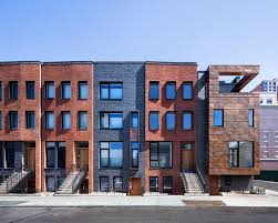 100 Townhouse Facades State Street S Marvel Architects