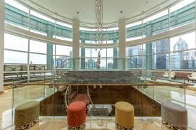 100 The Penthouse Chicago Colossal Penthouse With Private Basketball Squash Courts Returns