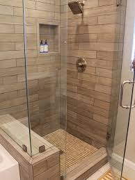 beautiful wood tile for bathroom wood tiles bathroom houzz