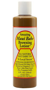 Tanning Bed For Sale Craigslist by Amazon Com Maui Browning Lotion 8 Ounces Health U0026 Personal Care