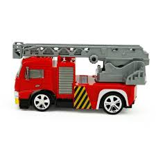 RC Car Simulation Mini Fire Engine Fire Truck For Children Toy ...