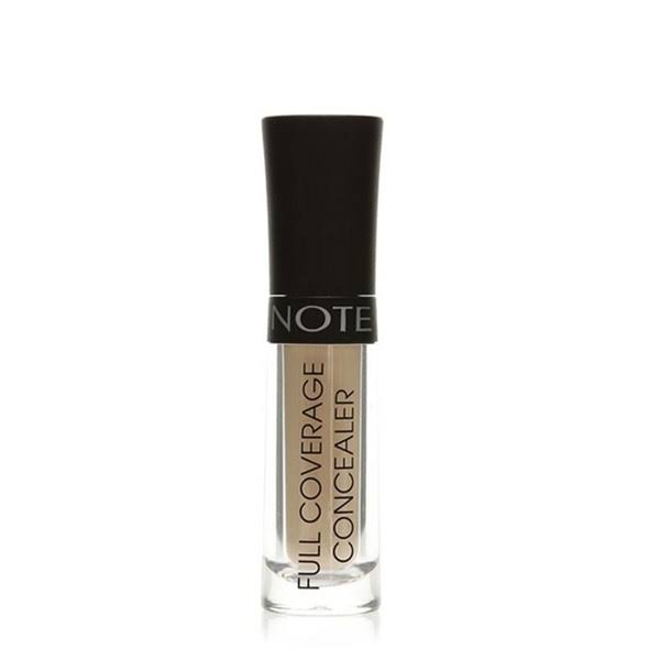 Note Cosmetics Full Coverage Liquid Concealer - 01 Ivory
