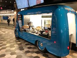 Indoor Food Truck Halls - Chameleon Concessions