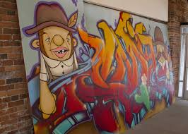 Denver International Airport Murals Painted Over by How To Travel With A Smile Terminal Art
