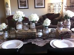 Miraculous Of Mason Jar Wedding Centerpieces For Country Style