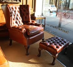 Brown Leather Wingback Chair : Popular Leather Wingback Chair ... Oversized Lillian August Brown Tufted Leather English Chesterfield Winged Armchair Modern Chairs Quality Interior 2017 Western Fniture Cowboy Furnishings From Lones Star Nadia Wing Chair Ideas For My Living Room Pair Of Early 20th Century Red Back At 1stdibs Elegant Design With Excellent Wingback For Awesome Images Inspiration Surripuinet Vintage Used Chairish Ikea Strandmon And Footrest Ebay L