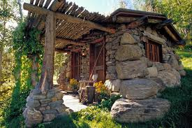 Dazzling Ideas 9 Tiny Stone House Rustic Architecture Cabin Countryside Home