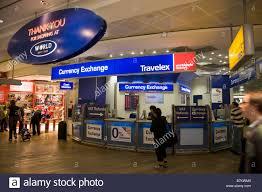 bureau change travelex exchange in heathrow terminal 5 departures after
