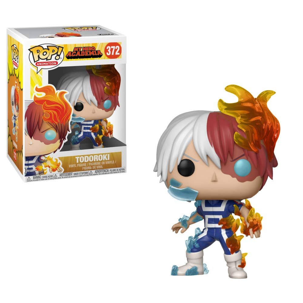 Funko Pop Animation My Hero Academia Todoroki Vinyl Figure