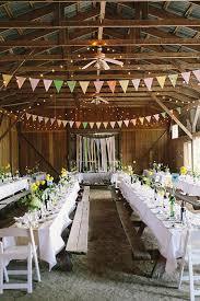 Rustic Barn Wedding Reception Table Decor Ideas Deerpearlflowers