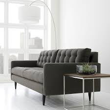 Crate And Barrel Axis Sofa Dimensions by Crate And Barrel Petrie Sofa Replacement Cushions Centerfieldbar Com
