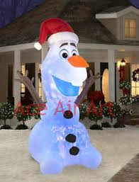 Disney Garden Decor Uk by Christmas Christmas Disney Frozen Outdoor Decorations Lighted