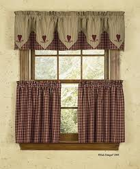 Outstanding Alluring Kitchen Curtains Country Garden Style Google Search Home Star