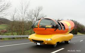 Weiner Mobile | Rides | Pinterest | Cars, Trucks And Vehicles