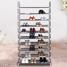 Over The Door Bathroom Organizer Walmart by Organizer Organizing Your Collection Of Shoes With Shoe Racks And