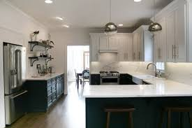 Using The Same Material For Countertop And Backsplash Creates A Cohesive Chic Look If Youre Trying To Achieve This But Want Refrain From