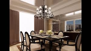 Dining Room Chandeliers Modern Youtube