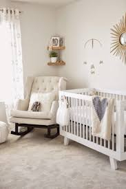 Bratt Decor Joy Crib by Simple Bunny Themed Nursery Nursery Pinterest Themed