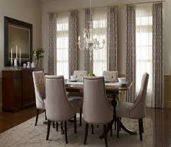 Modern Curtains For Dining Room Createfullcircle Throughout