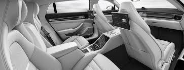 Porsche Panamera Interior Porsche AG