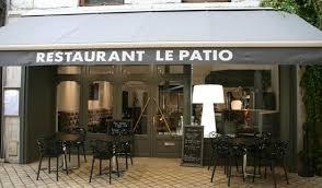 restaurant le patio le patio amboise restaurant reviews phone number photos