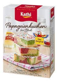 papageienkuchen fürs blech kathi blechkuchen erwecke die
