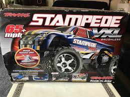 Traxxis Stampede VXL 2WD 2.4GhZ Brushless RC Truck | In Hampstead ... Traxxas Stampede Rc Truck Riverview Resale Shop Vxl 110 Rtr 2wd Monster Black Tra360763 Ultimate New Review Wxl5 Esc Tqi 24ghz Radio Off Road Blue Amazoncom Scale With Tq Rc Tires Waterproof Trucks Jconcepts Slash 4x4stampede 4x4 Suspension 360541 Electric