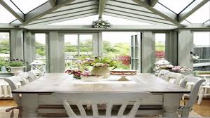 Conservatory Dining Room Design Ideas