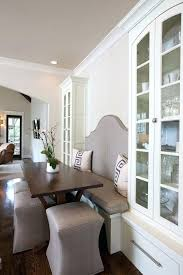 Banquette Set Luxurious Best Dining Room Ideas On At Intended For Decor Seating Kitchen Island