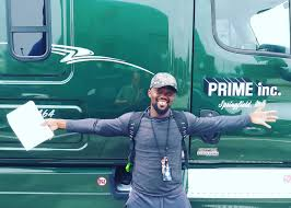 100 Kansas Truck Driving School Prime News Prime Inc Truck Driving School Truck Driving Job