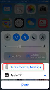 How to Mirror your Mac iPhone or iPad Screen on Your Apple TV